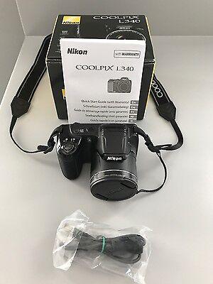 Coolpix L340 Nikon