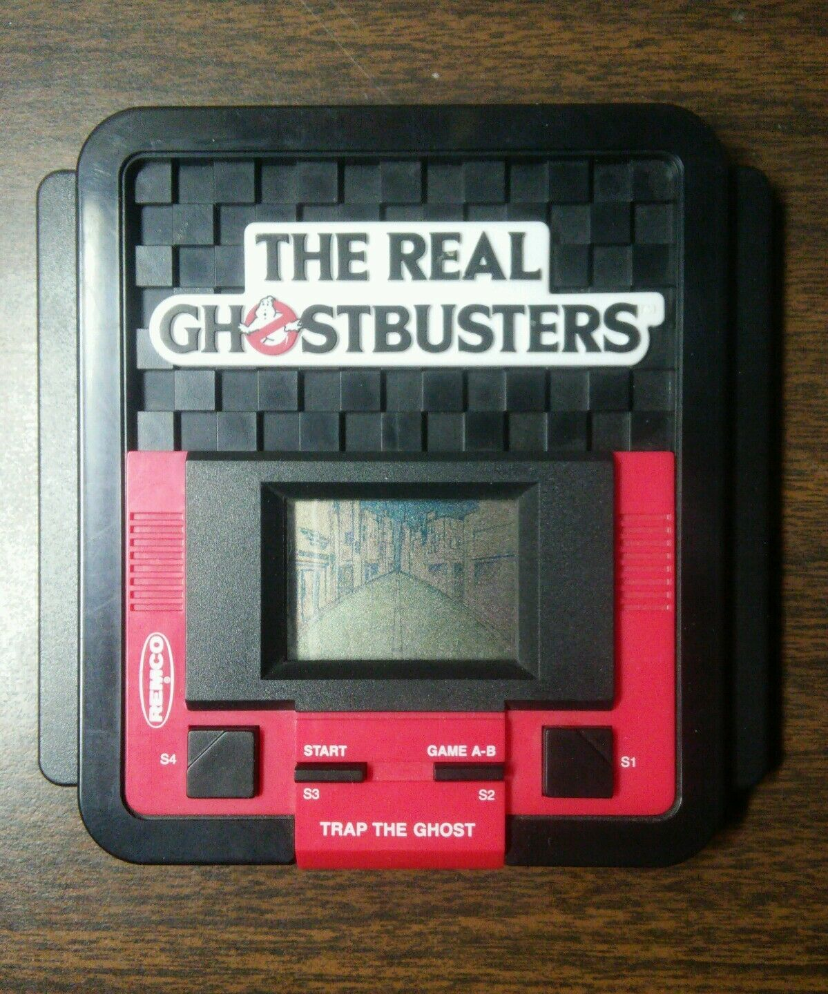 The real ghostbusters - 1988 - remco spielzeug