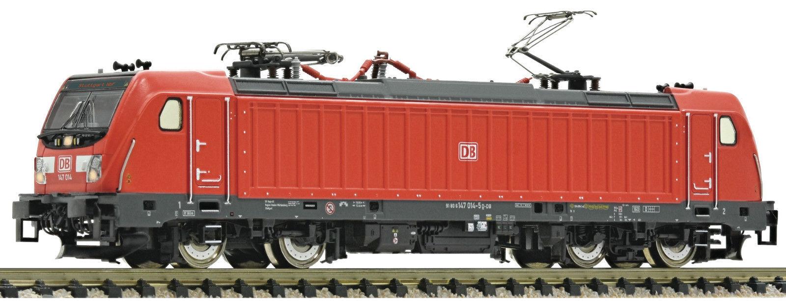 Fleischmann 739001 Locomotiva Elettrica Serie Br 147 014-5 Dbag Ep.vi Nuova
