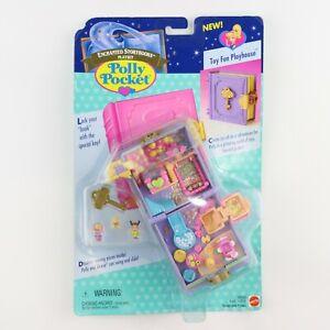 POLLY-POCKET-1997-Polly-039-s-Toy-Land-Toyland-NEW-amp-SEALED
