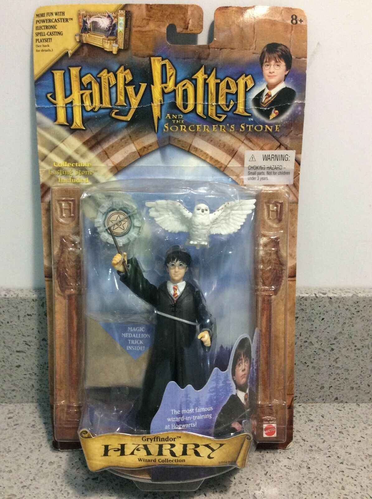 Harry Potter MATTEL PHILOSOPHERS PHILOSOPHERS PHILOSOPHERS STONE Action Poseable Figures - NEW, You Choose 247672
