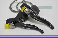 SHIMANO Ultegra ST-6700 Dual Control STI 2x10 Brake Shifter Carbon Lever Set F&R