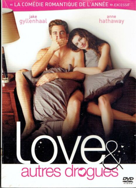 DVD - LOVE ET AUTRES DROGUES - Jake Gyllenhaal - Anne Hathaway