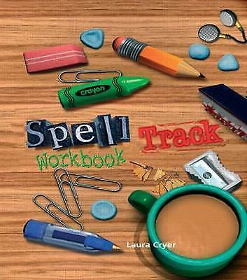 Spelltrack Workbook: Spelling Activities for Key Stages 1 and 2 (Bk.1)-ExLibrary