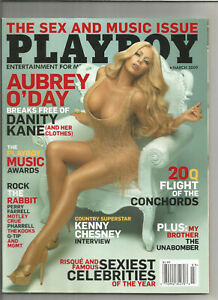 Playboy-March-2009-Aubrey-O-039-Day-Flight-of-the-Conchords-Kenny-Chesney-more