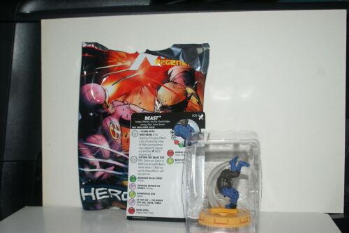 Besta #005 Heroclix X-men-cartão incluído