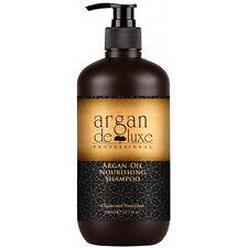 Argan De Luxe 100% Pure Moroccan Argan Oil Nourishing Shampoo 300ml