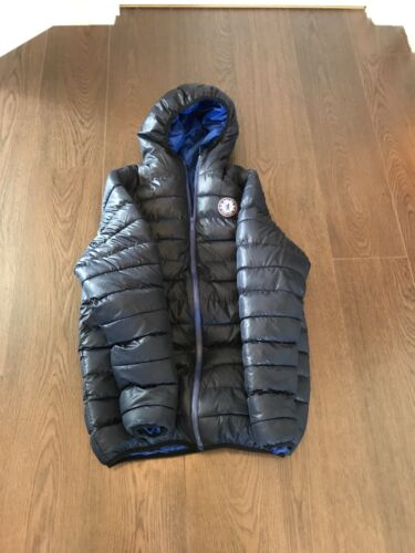 Jacket Winter Quillted Puffer Hooded Chelsea tqOwXFf