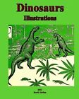 Dinosaurs Illustrations by Iacob Adrian (Paperback / softback, 2013)