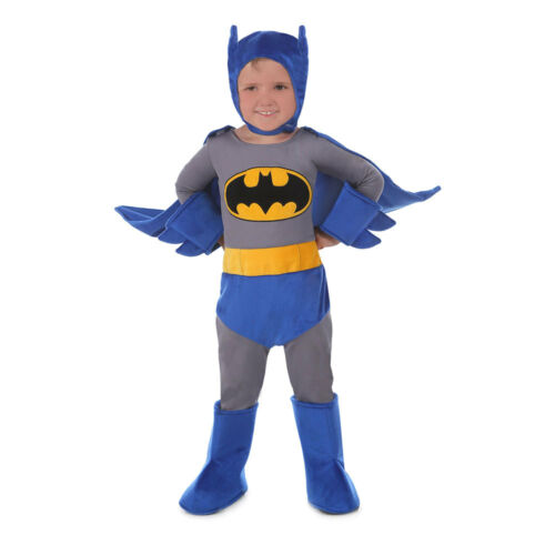 Toddler DC Comics Cuddly Batman Costume