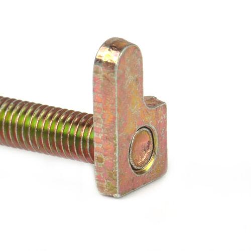 5.5cm Metal Kettenspanner für Husqvarna 136 137 141 142 ketten Spannschraube NEU