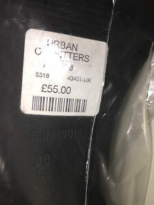 RRP £48 Brand New Black Urban Outfitters Deena /& Ozzy Penny Suede Boots