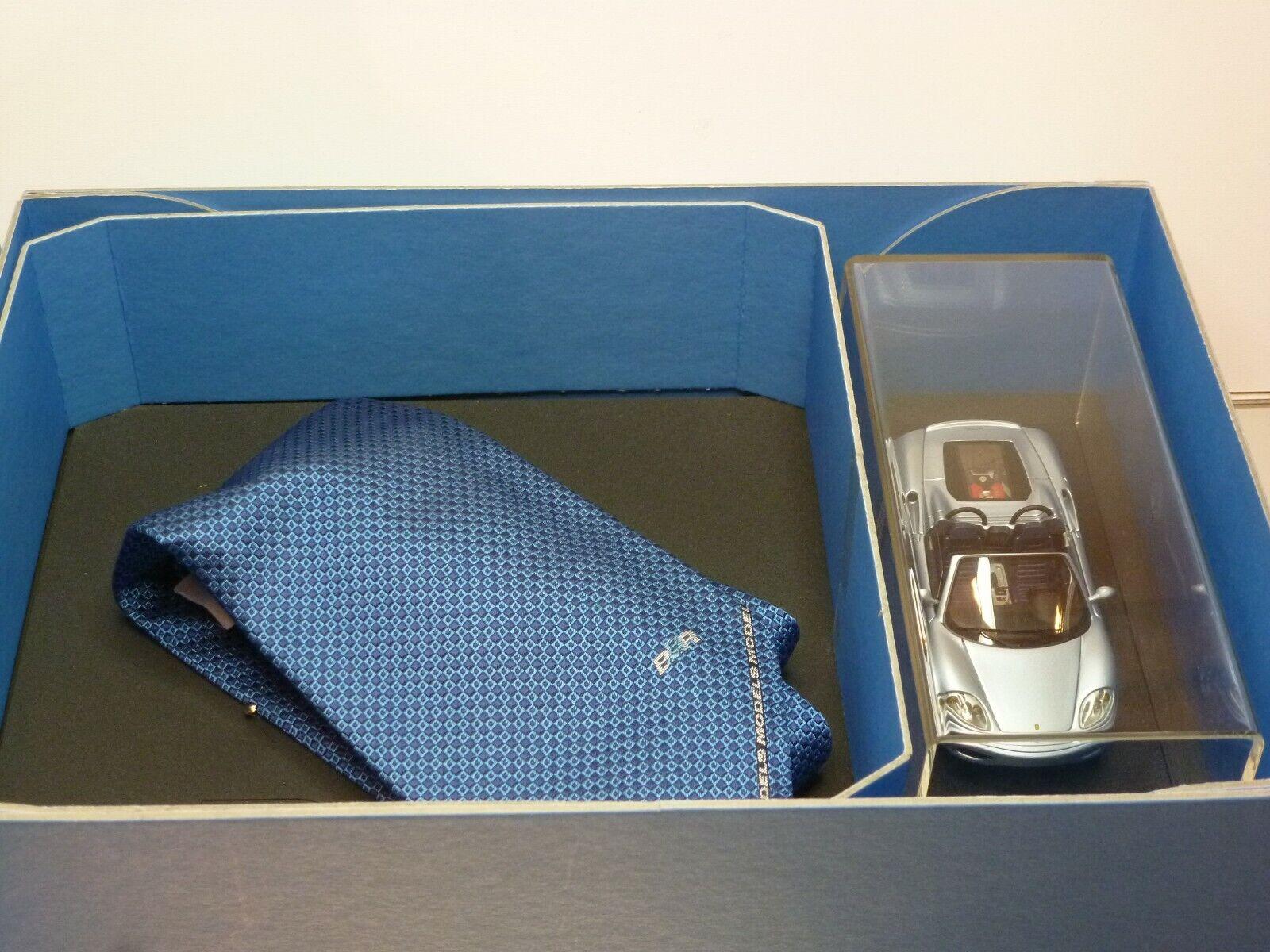 ventas calientes BBR CR01 CR01 CR01 FERRARI 360 MODENA SPYDER - ltd ed.+BBR TIE - 1 43 - EXCELLENT IN BOX  venta al por mayor barato