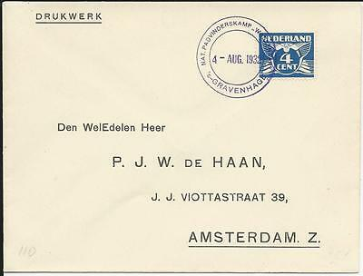 Lower Price with Scout Camp Wassenaar 1932 Special Cancel On Cover Products Hot Sale Stamps Boy Scouts