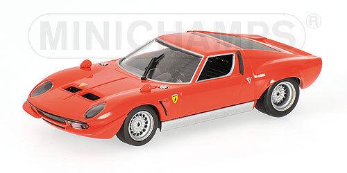 Lamborghini Jota Jota Lamborghini 1970 arancia 400103680 1 43 Minichamps 63eb32