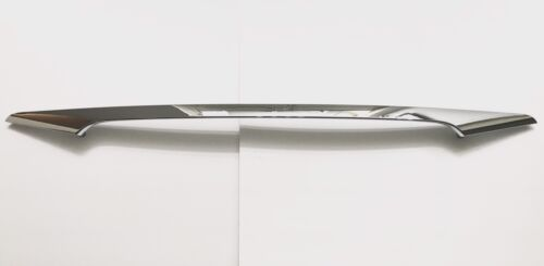Rear Trunk Chrome Molding 2011-12-13-14 Sonata Trunk Lid Trim Finisher Original