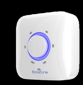 Nouveau Ioniseur avec ozone écozone Alpine EcoQuest vollara Living Fresh Air Purificateur