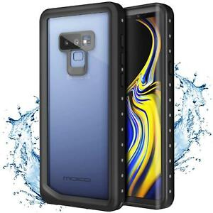 outlet store f7f79 30668 Details about MoKo Ultra Protective Case Built-in Screen Protector for  Samsung Galaxy Note 9
