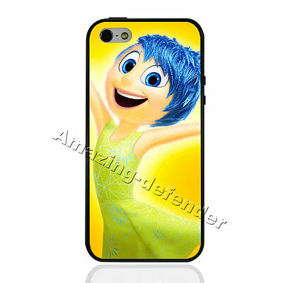 Inside Out Sadness Fear Joy Disgust Anger Cover for Iphone 5c/5/6s&S5 Phone Case