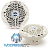 Jbl Ms6520 6.5 White 180w 2-way Mylar Tweeters Marine Boat Coaxial Speakers on sale