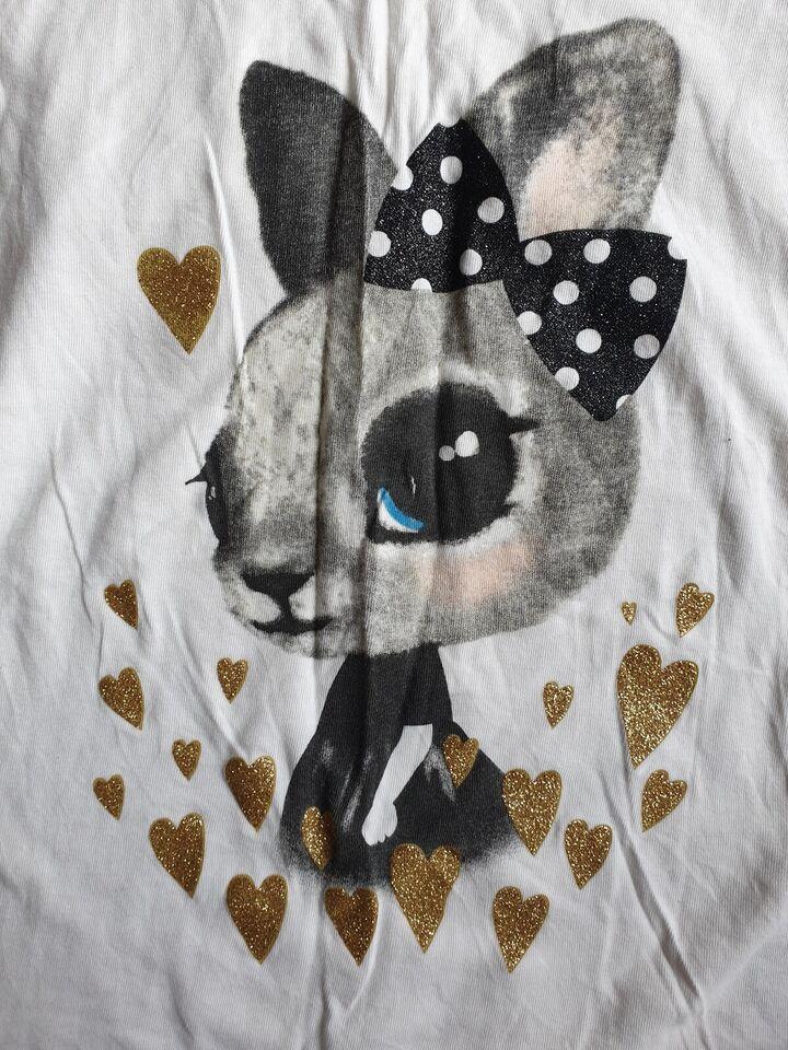 T-shirt, x2 kortærmede, Bl.a. HM