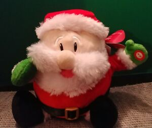 Kids of America Santa Claus is Comin to Town Animated Christmas Singing NWT | eBay