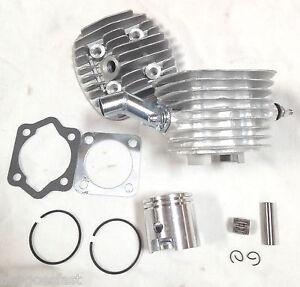 66cc 80cc Motor parts GAS ENGINEparts wider offset intake 40mm