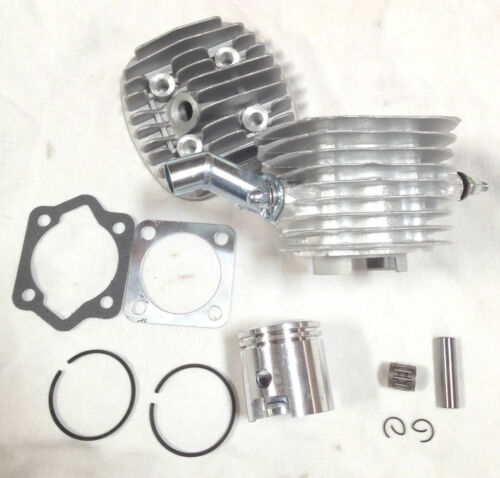 "type B 8mm silver 40mm intake TOPEND 1 1//16/"" 47mm 80CC Motor Bicycle Engine"