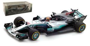 Spark-S5049-Mercedes-W08-Belgium-2017-World-Champion-Lewis-Hamilton-1-43-Scale