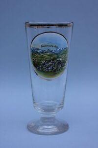 Grosses-Bierglas-Andenkenglas-um-1900-Branneburg-am-Inn