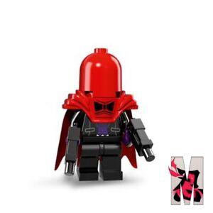 Red Hood LEGO BATMAN MOVIE MINIFIGURES SERIES 71017