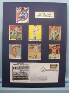 Detroit-Tigers-win-the-1935-World-Series-and-First-Day-Cover-for-Tiger-Stadium
