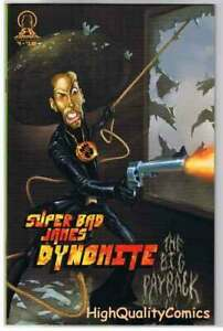 SUPER-BAD-JAMES-DYNOMITE-4-VF-Wayans-Brothers-2005-more-indies-in-store