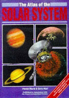 Atlas of the Solar System, Acceptable, Patrick Moore, Garry Hunt, Iain Nicholson