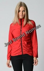 Noni-B-Liz-Jordan-Ladies-Amazon-Ruched-Active-Jacket-sizes-Small-Medium-Large