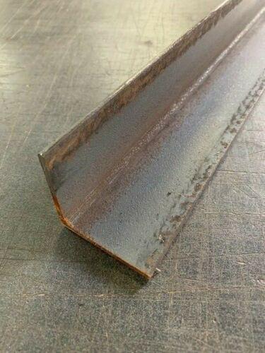 "1//8/"" Thick Steel Angle Iron x 2/"" x 2/"" 20/"" Long"