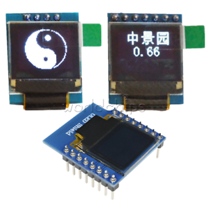 Details about 4/7pin Screen SPI I2C 0 66