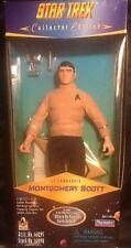 Star Trek Collectors Edition Lt Commander Montgomery Scott Action Figure MINT