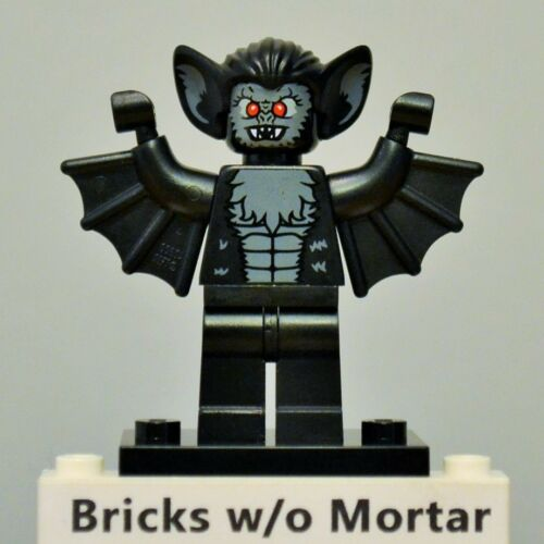 New Genuine LEGO Vampire Bat Minifig Series 8 8833
