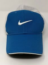 b8eb10c49c8 item 1 Men s Nike Golf One VR Flexfit Mesh Blue White Hat Cap sz M L B318 - Men s Nike Golf One VR Flexfit Mesh Blue White Hat Cap sz M L B318