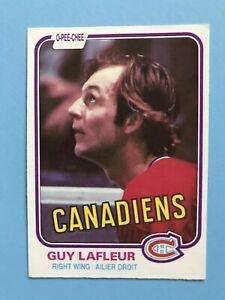 Guy-Lafleur-1981-82-O-Pee-Chee-Hockey-Card-177-Montreal-Canadiens