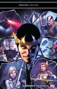 Asgardians-of-the-Galaxy-5-Stan-Lee-Tribute-Marvel-Comic-2019-1st-Print-NM