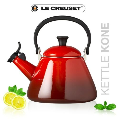 Wasserkessel Kone 1,6 L Kirschrot 92000200060000 Le Creuset