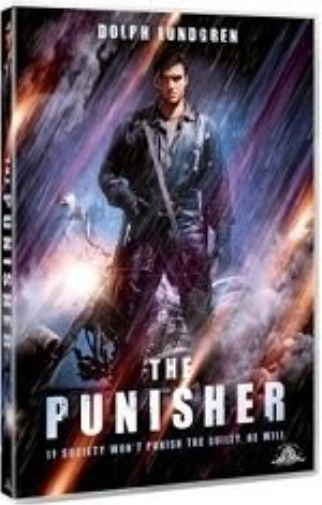 Punisher [Region 2] - Dutch Import (US IMPORT) DVD NEW