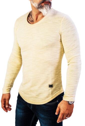 Rock Creek Herren Longsleeve Shirt Langarm Hoodie Sweatshirt Kapuzenpullover M35