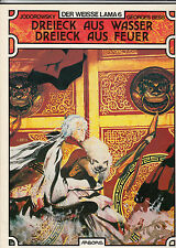DER WEISSE LAMA # 6 - JODOROWSKY / GEORGES BESS - ARBORIS 1994 - Z. 1-2