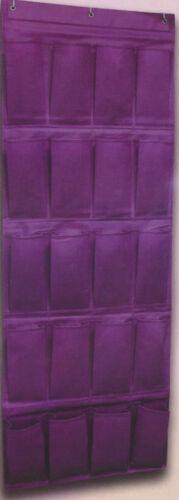 Stoff Organizer Stoffwandbehang Wandbehang 20 Taschen Aufbewahren Neu OVP