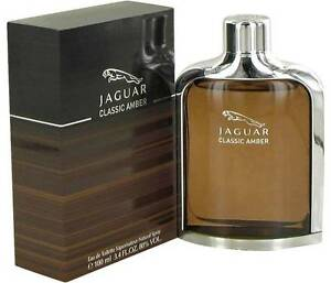 Classic Amber By Jaguar Perfume For Men EDT 100ml