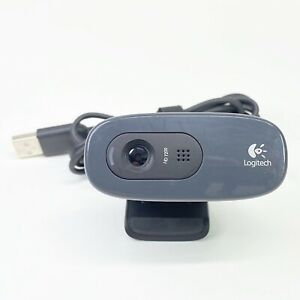 Logitech Hd Webcam C270 V U0018 Widescreen Hd 720p Video Calling Zoom Conference 97855070739 Ebay