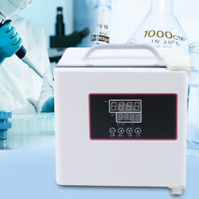 Portable Microbial Incubator Pid Temperature Control For Vehicle Transportation